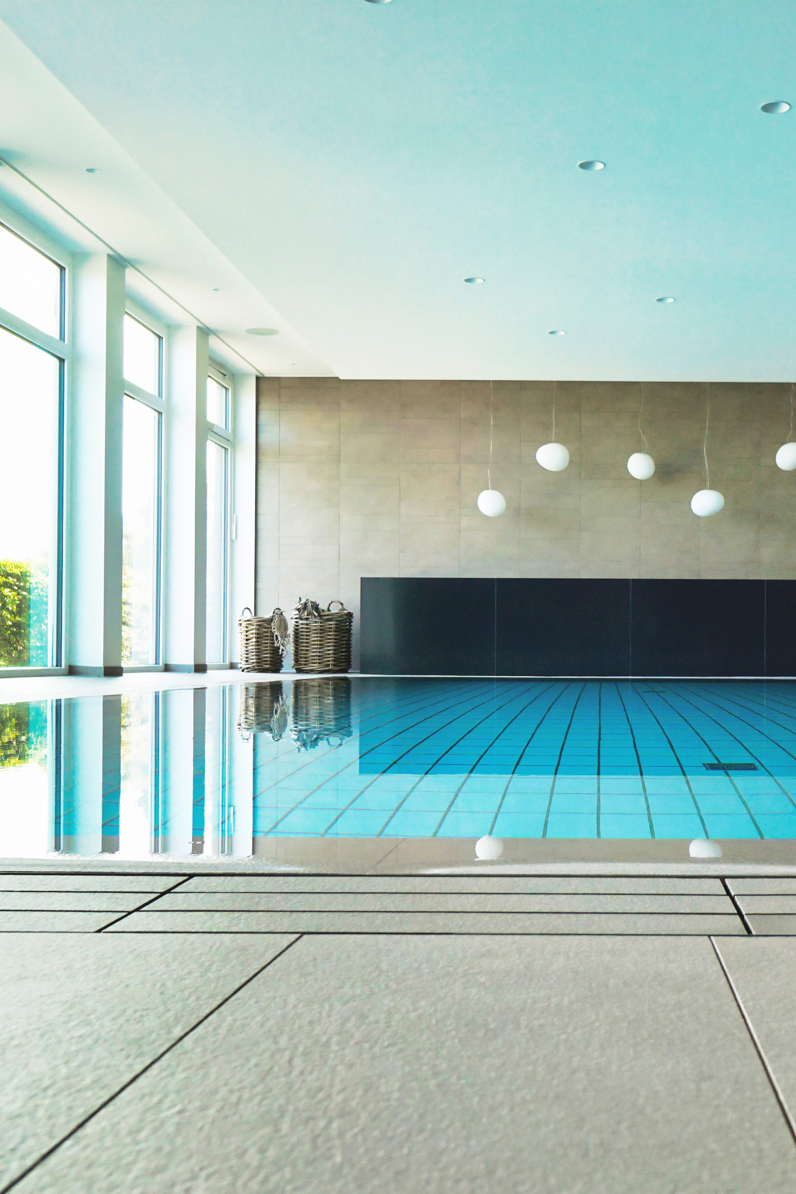 Hotel Strandhus Cuxhaven Relax Wellness Hotel Pool