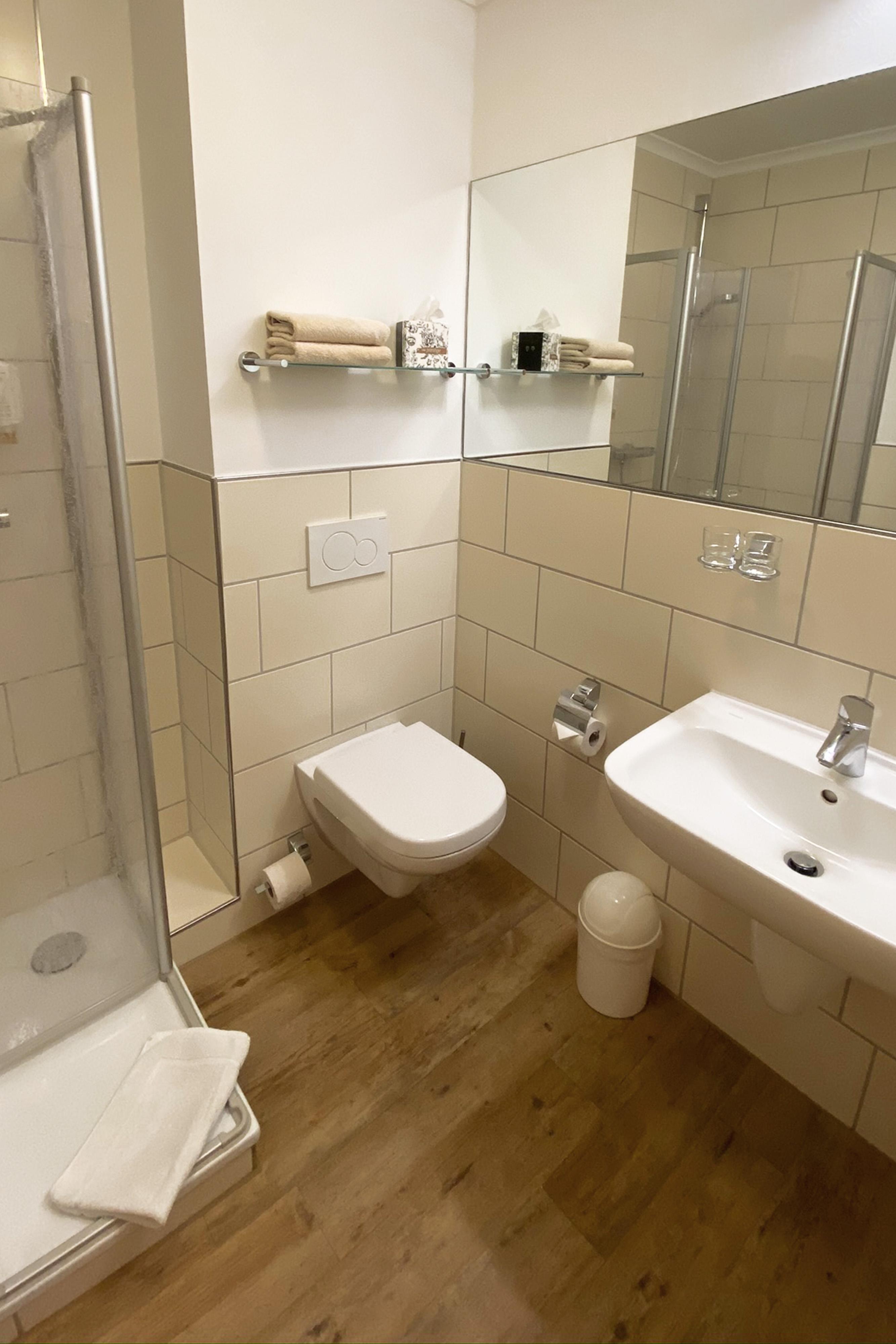 Hote Strandhus Cuxhaven Zimmer Komfort